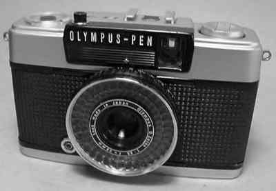 olympus half frame cameras rh subclub org Olympus PEN Series Olympus PEN F
